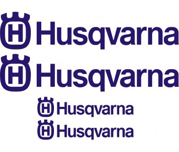Husquvarna sticker