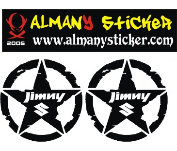 Jimny Sticker,jeep sticker