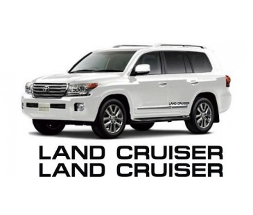 Land Cruiser sticker