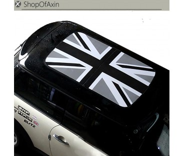 Mini Cooper Tavan Sticker,oto sticker