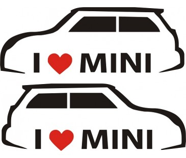 Mini cooper cam stickerları,mini cooper basık araç sticker,oto sticker,mini cooper sticker