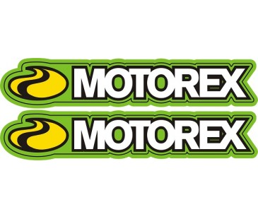 Motorex Yağ Sticker