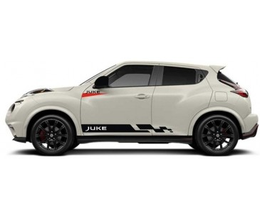 Nissan Juke sticker set