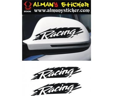 Racing Ayna Sticker