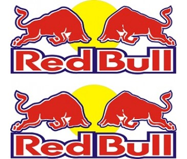 Redbull sticker,motosiklet sticker,oto sticker