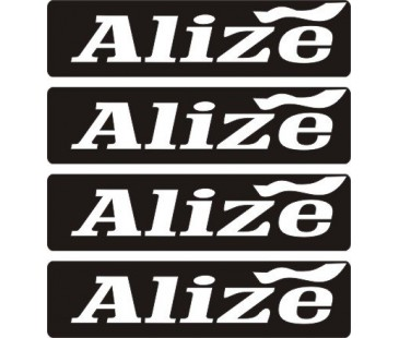 Renault Alize sticker