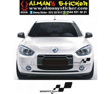 Renault Sport sticker-23