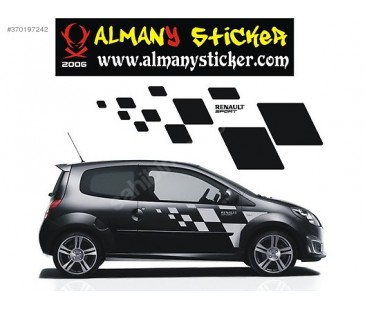 Renult Twingo  Sticker Set