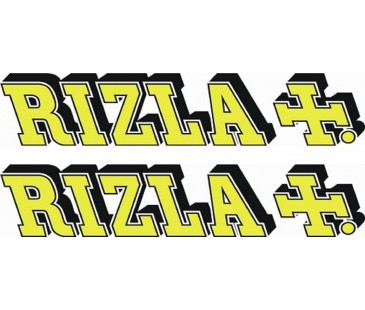 Rızla Sticker