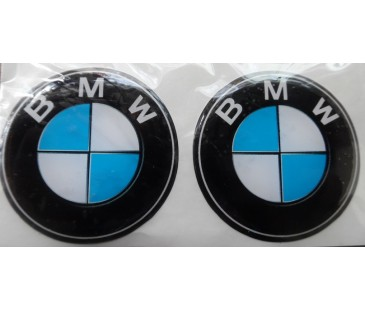 Bmw logo damla sticker,kabartmalı sticker,motosiklet sticker