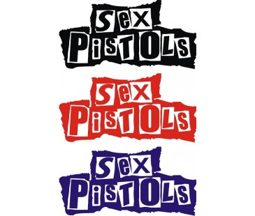 Sex Pistols Sticker