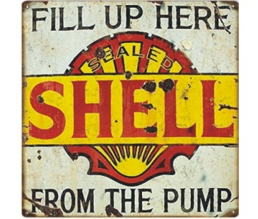 Shell Old logo
