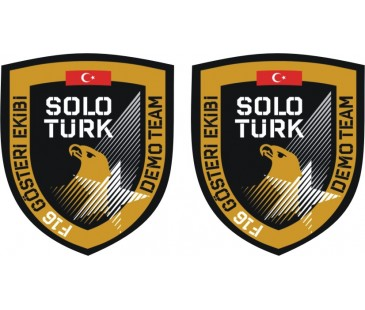 Solo Türk,solotürk Sticker,oto sticker,motosiklet sticker