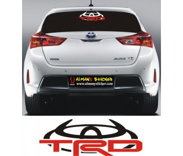 Toyota Trd Sticker