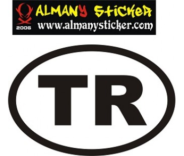 Tr Oto sticker,motosiklet sticker,