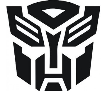 Transformers sticker-3,oto sticker,motosiklet sticker