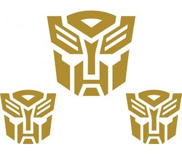 Transformers sticker,oto sticker,motosiklet sticker