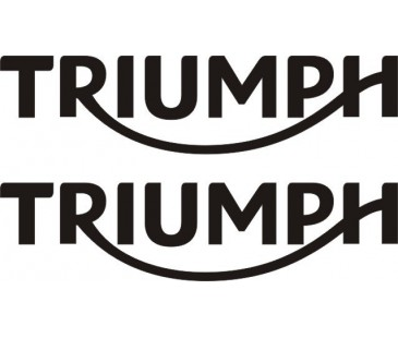 Triumph Depo  Sticker,TRİUMPH STİCKER,Motosiklet sticker
