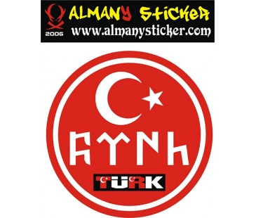 Türk sticker
