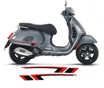 VESPA 300 STİCKER,VESPA STİCKER