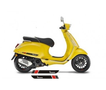 Vespa Derwall sticker