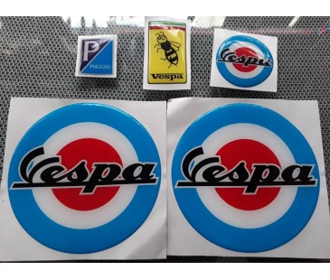 Vespa damla sticker-2,vespa sticker,motosiklet sticker