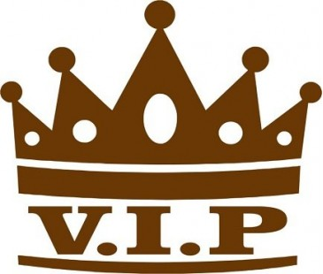 Vip Minibüs sticker,oto sticker