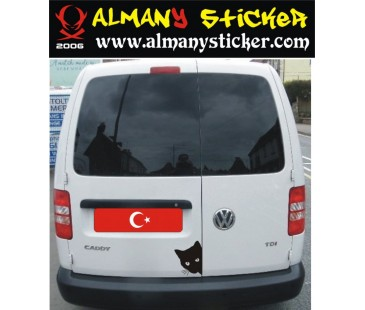 Volkswagen Caddy Sticker-5