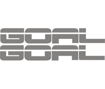 Volkswagen Golf Goal Sticker