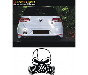 Volkswagen sticker -5