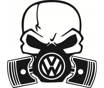 Volkswagen sticker-22