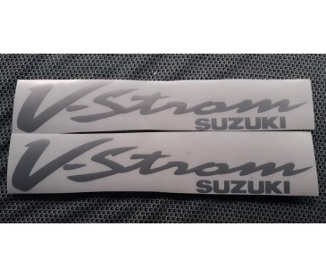 Vstrom sticker set