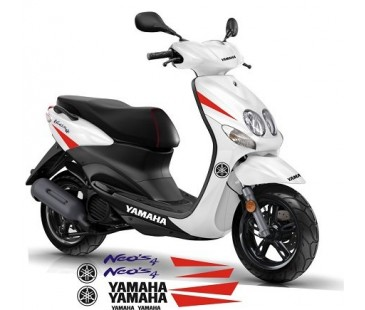 YAMAHA NEOS STİCKER SET