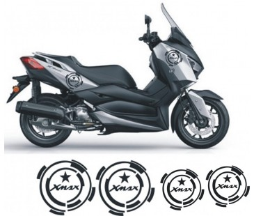 YAMAHA XMAX STİCKER-24