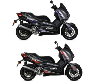 Yamaha Xmax sticker set yeni