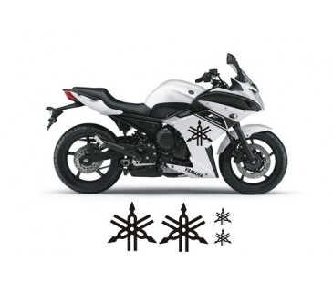 Yamaha diversion sticker set-2,Motosiklet sticker