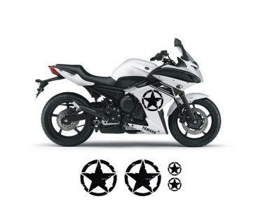 Yamaha diversion sticker set,motosiklet sticker