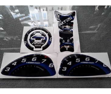 Yamaha mt25 tank pad set