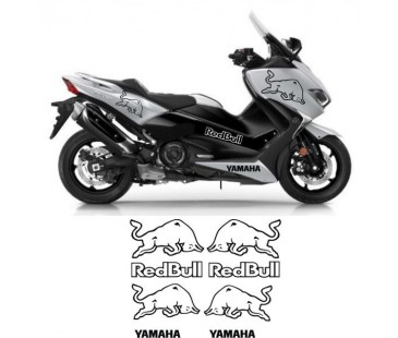 Yamaha tmax sticker set-1