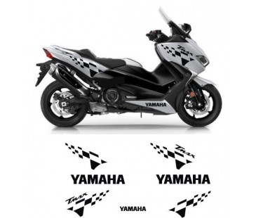 Yamaha tmax sticker set-3