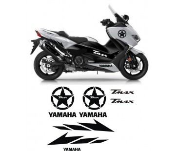 Yamaha tmax sticker set-2