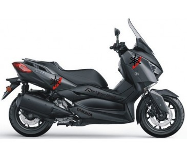 Yamaha xmax sticker,yeni model