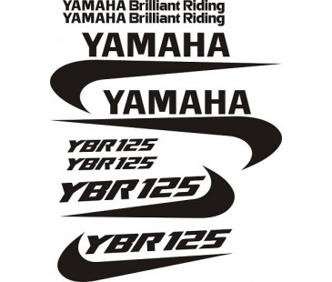 Ybr Sticker set-44