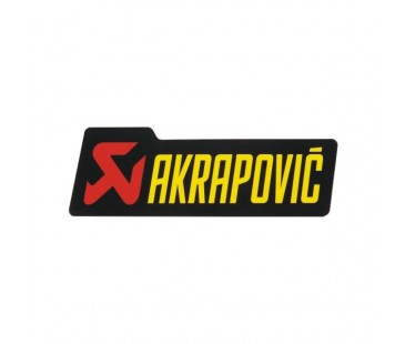 Akrapoviç Sticker