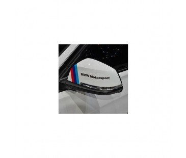 Bmw Ayna Sticker