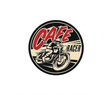 Cafe Racer-1 Sticker