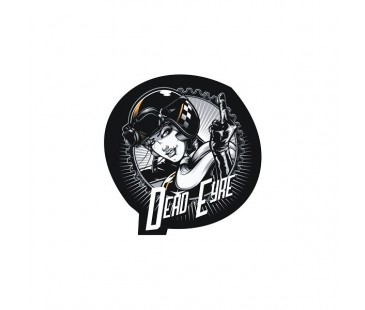 Cafe Racer-2 Sticker