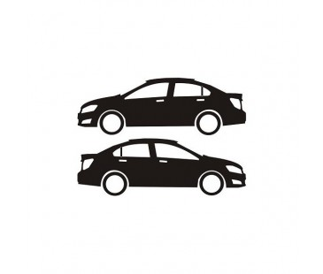 Chevrolet Aveo Sticker