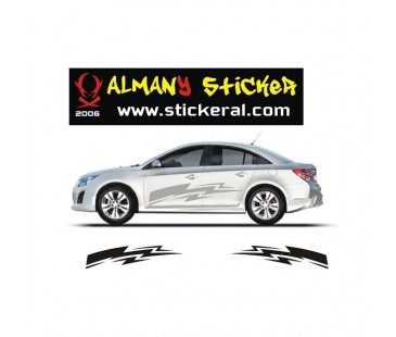 Chevrolet Sticker Set