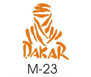 Dakar Sticker